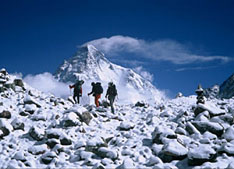 Photo of K2 Team Trek